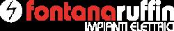 Logo font ruffin web